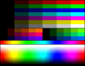 RGB 6levels palette color test chart.png