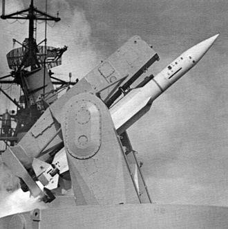 RIM-24 Tartar - Image: RIM 24 Tartar on USS Berkeley (DDG 15) 1970