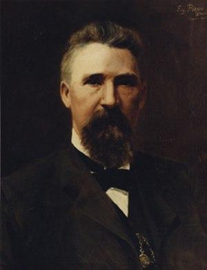 R. J. Reynolds - R.J. Reynolds, head of Reynolds Tobacco Company
