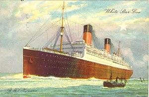RMS Homeric (1913) - Image: RMS Homeric