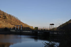 RO CJ Somesul cald dam lake 2.jpg