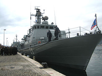 Republic of Croatia Armed Forces - Helsinki class missile boats