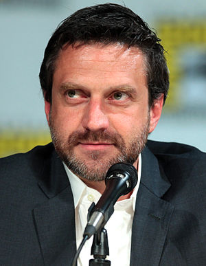 Raúl Esparza - Esparza at the 2014 San Diego Comic-Con International