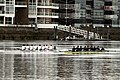 Race of reserve crews during the Boat Race in spring 2013 (1).JPG