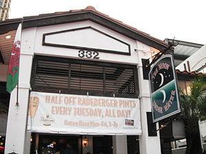 Radeberger Brewery - Image: Radeberger Bierin Saint Petersburg Florida