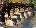 Rails-to-Trails bridge over the Yough at Ohiopyle.jpg