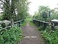 Railway bridge over the River Bure - geograph.org.uk - 1290624.jpg