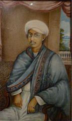 Portrait of Rajinder Dutt