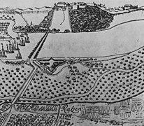 Ratzen Statt, 1698