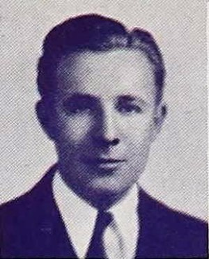 Ray Bradbury - Bradbury as a senior in high school, 1938