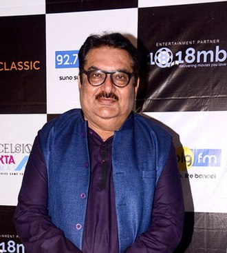 Raza Murad - Raza Murad at the special screening of Ram Lakhan in 2017