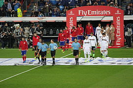 Real Madrid vs. Atlético Madrid September 28, 2013 03.JPG