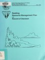Record of decision - resource management plan for Redding Resource Area (IA recordofdecision13unit).pdf