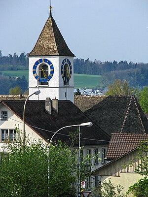 Regensdorf - Image: Regensdorf IMG 6615