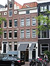 reguliersgracht 93 and 95 across