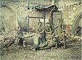 Reims ruines cloitre cordeliers brigade russe 1917.jpg