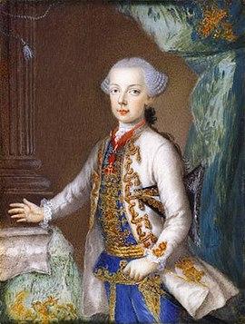 Karl Joseph, Österreich, Erzherzog