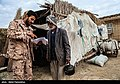 Relief to Flood-affected ranchers by the Barakat Foundation & Basij08.jpg