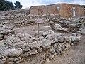 Remains of a storehouse in Tell Qasile, Eretz Israel Museum, Tel Aviv, Israel - 20060417.jpg