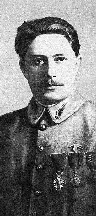 René Dorme - Image: René Dorme 1917