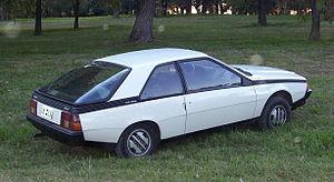 Renault Fuego - 1981 Renault Fuego GTX 2.0