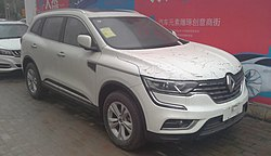 Renault Koleos II 01 China 2017-04-05.jpg