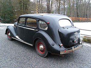 Renault Vivastella - Image: Renault Vivastella hl