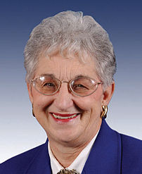 {{w|Virginia Foxx}}, member of the United Stat...