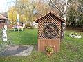 Restaurant. Listed ID 14869. Water well in the garden. - Kossuth street, Budajenő.JPG