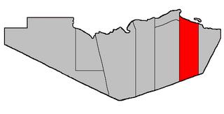 Colborne Parish, New Brunswick Parish in New Brunswick, Canada
