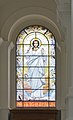 Resurrection of Christ stained glass Saint Peter and Paul Cathedral Saint Petersburg.jpg