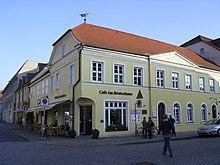 Reuterhaus in Neubrandenburg (Quelle: Wikimedia)