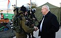Reuven Rivlin lit a sixth candle of Chanukah with the fighters and fighters of the Shahar Battalion (0172).jpg