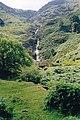 Rhaeadr-bach and the hillside - geograph.org.uk - 1639894.jpg