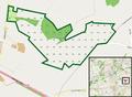 Rheda-Wiedenbrück - NSG Am Merschgraben - Map.png