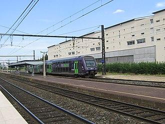 SNCF Class Z 23500 - Image: Rhone Alpes Z 23500