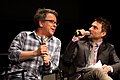 Rich Moore & Chris Hardwick (7588058090).jpg