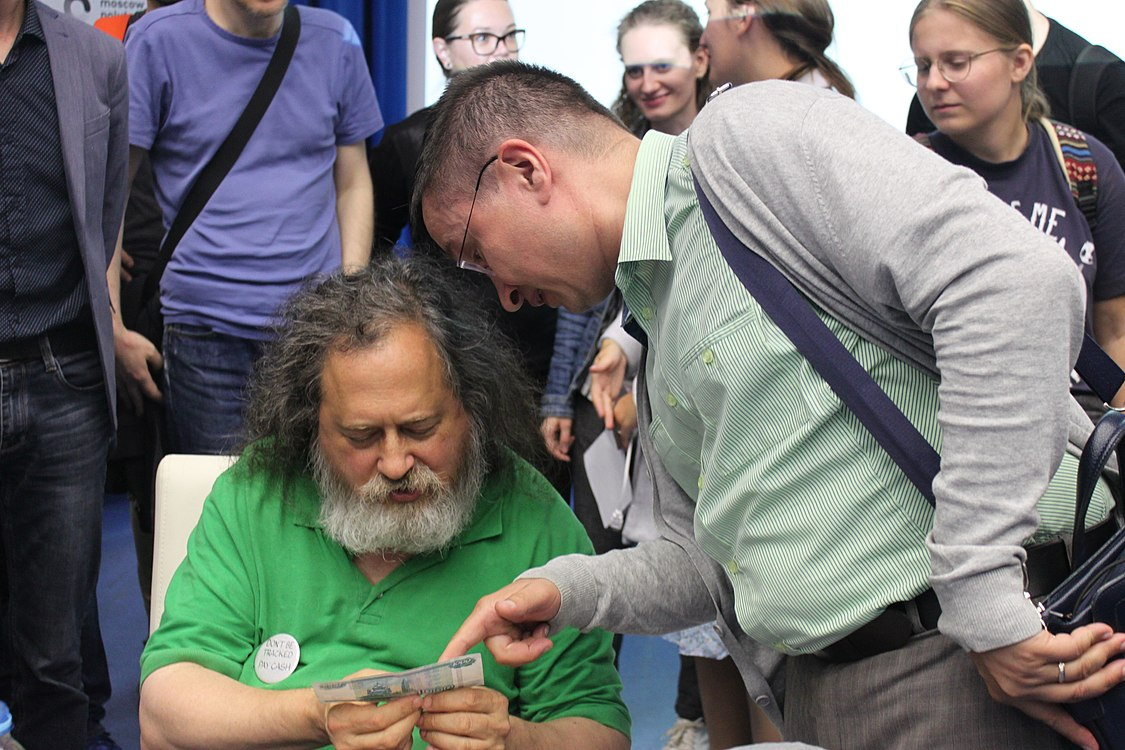 Richard Stallman in Moscow, 2019 001.jpg
