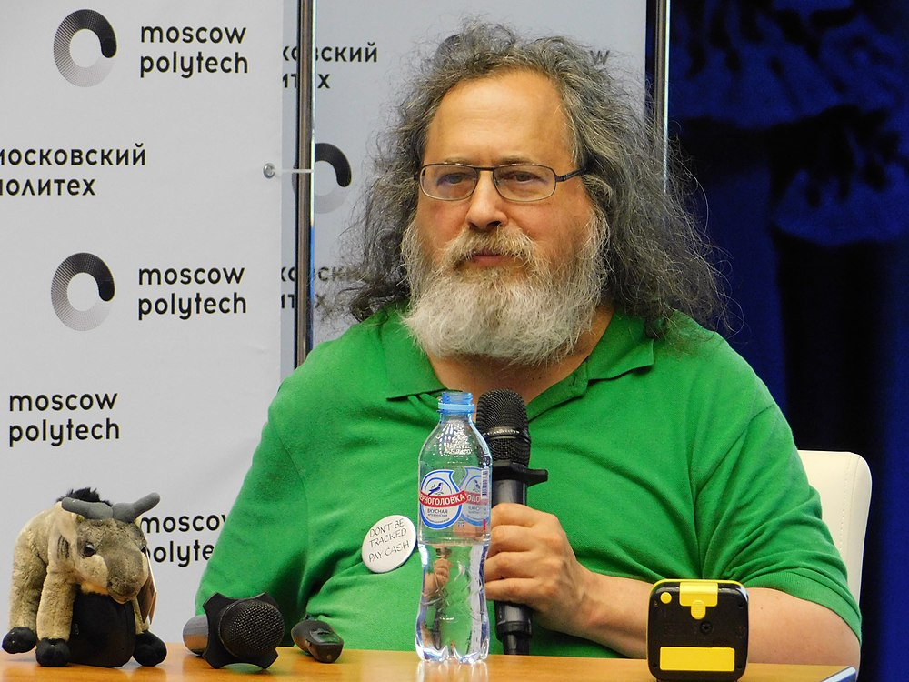 Richard Stallman in Moscow, 2019 059.jpg