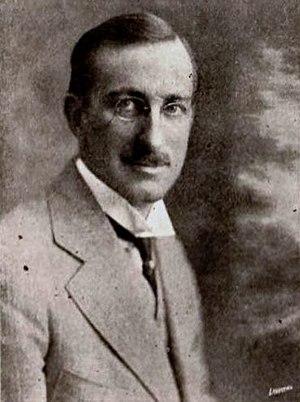 Richard Walton Tully - From a 1921 magazine