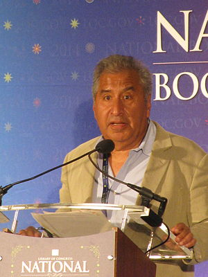 Richard Rodriguez - Rodriguez at the 2014 National Book Festival