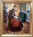 Rik wouter, nel col cappello rosso (un pomeriggio a boitsfort), 1908-09.jpg