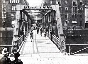 Riksbron - Riksbron in the early 1930s.