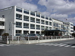 Rikuzentakata City Hall