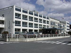 Rikuzentakata, Iwate - Former Rikuzentakata City Hall