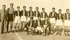 FC Ripensia Timișoara - Ripensia Timișoara in 1932