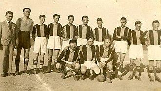FC Ripensia Timișoara - Ripensia Timișoara in 1932