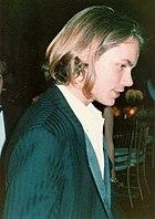 River Phoenix, partenaire d'Harrison Ford dans Mosquito Coast, en 1989.