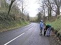 Road at Gleno - geograph.org.uk - 322739.jpg