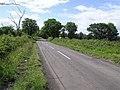 Road at Knockans - geograph.org.uk - 857750.jpg